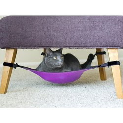 Cat Crib: Hammock Lounger