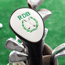 Personalized Golf Club Head Cover..