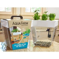 AquaFarm: Home Aquaponics Kit