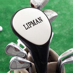 Personalized Golf Club Head Covers..