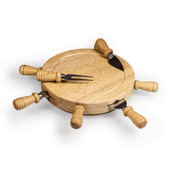 Mariner Cheese Board & Tool Set