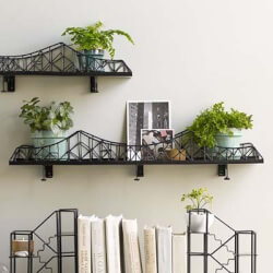 IronBridge Shelf-Black